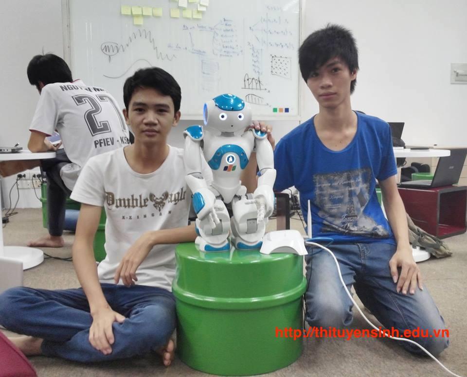 Lập trình Robot