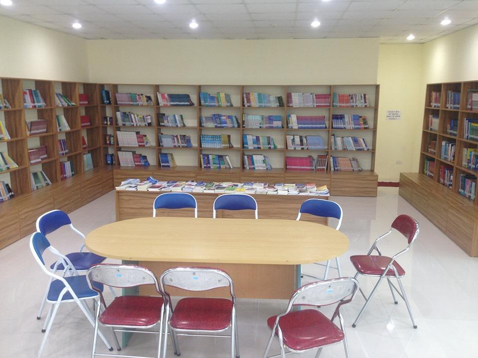 Phòng đọc tại Thư viện