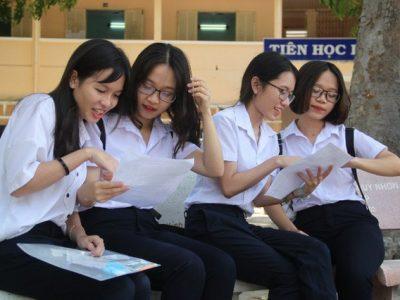 Bộ GD- ĐT công bố thông tin về đề thi THPT quốc gia 2019