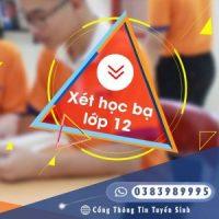 Hướng tính điểm xét tốt nghiệp THPT 2020